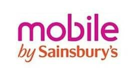 Mobile by Sainsbury's logo